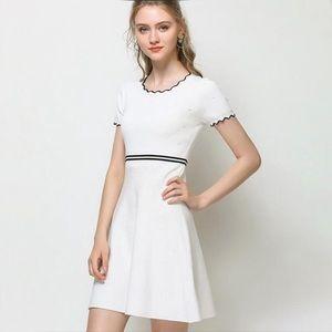 NWT Sandro Dafne Knit Dress